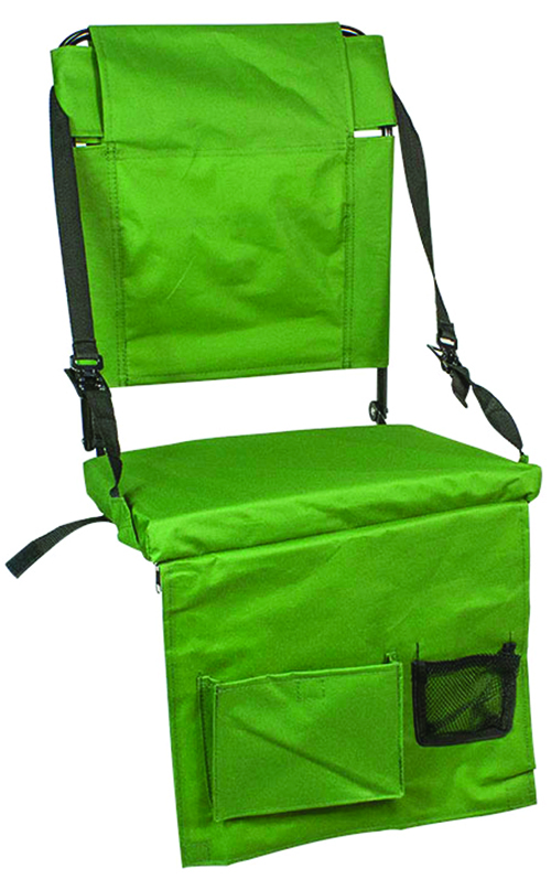 Stadium Chair, Green, swatch