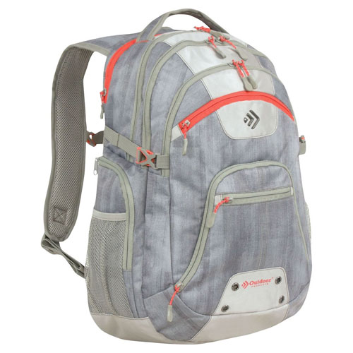 Module Backpack, Gray, swatch