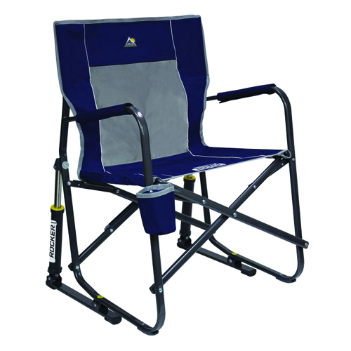 Freestyle Collapsible Rocker, Blue, swatch