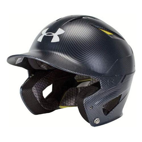 Classic Carbon Batting Helmet, Navy, swatch