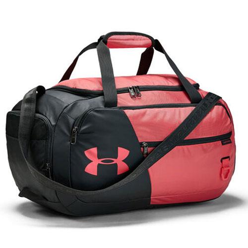 Undeniable 4.0 Medium Duffel Bag, Pink/Gray, swatch