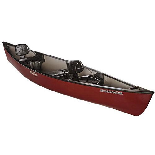 Saranac 146 XT Canoe, Red, swatch