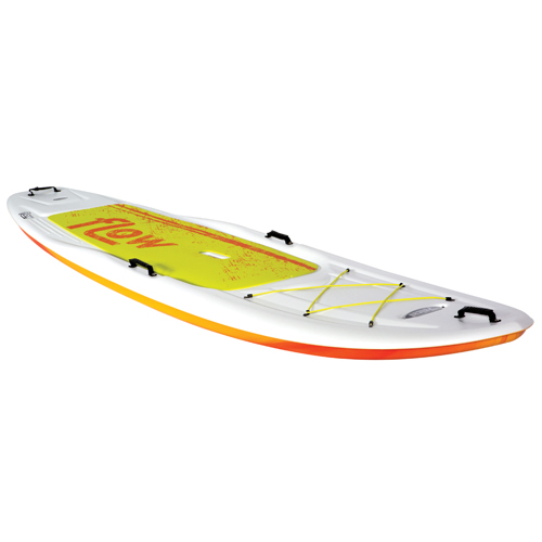 Flow 106 Stand Up Paddle Board (SUP), White, swatch