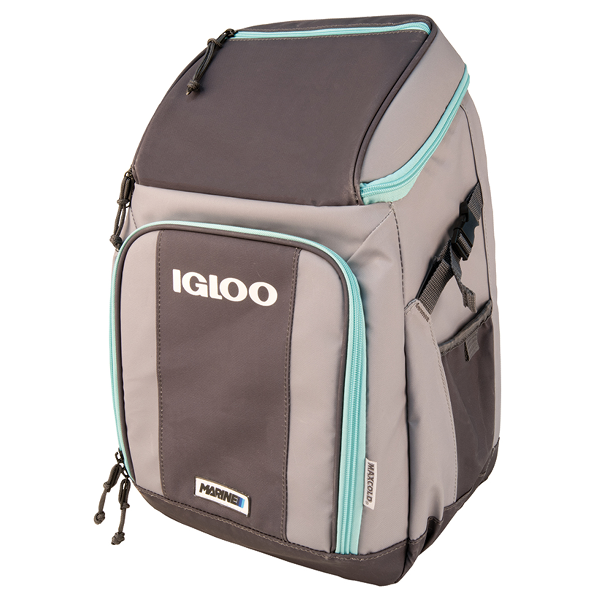 Outdoorsman Gizmo Backpack, Gray, swatch