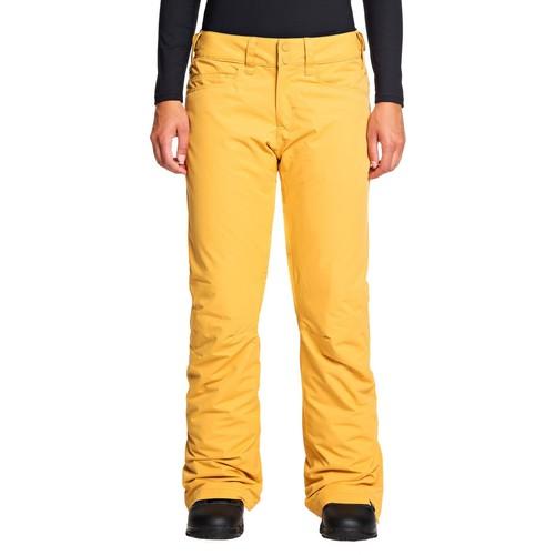 Women's Backyard Snow Pants, Gold, Yellow, swatch
