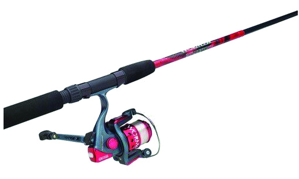 Worm Gear Spinning Combo, , large