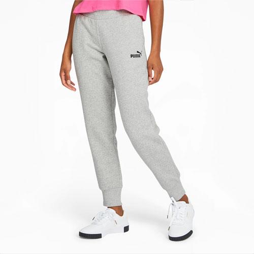 Women's Essential Sweat Pants, Heather Gray, swatch