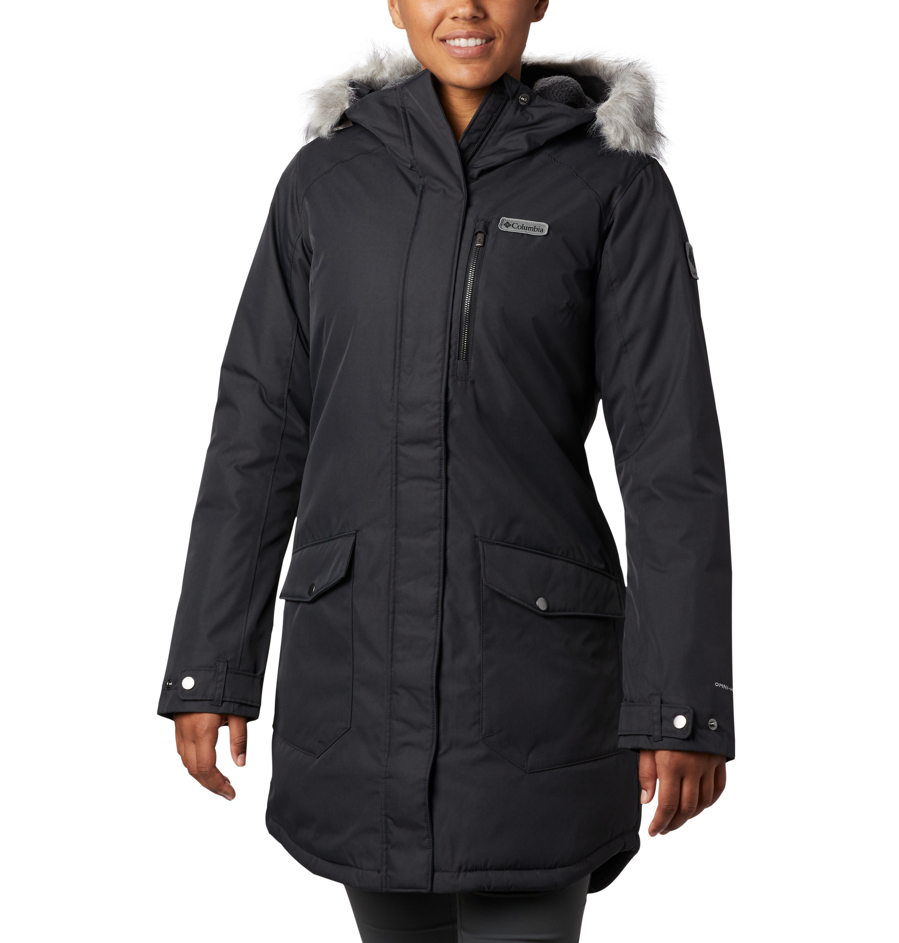 Women's Suttle Mountain Insulated Jacket, Black, swatch