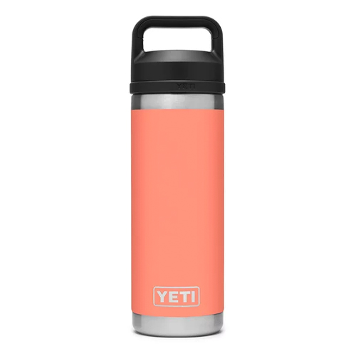 Rambler 18oz Bottle With Chug Cap, Coral, swatch