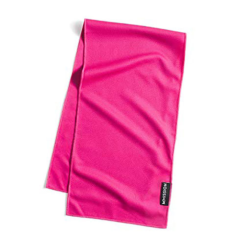Hydro On-The-Go Towel, Pink, swatch
