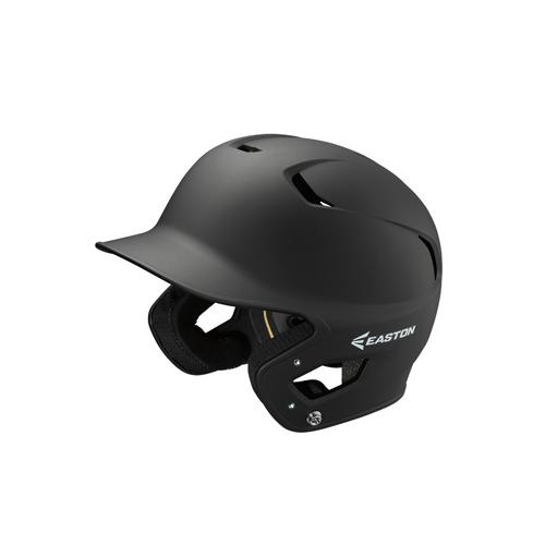 Senior Z5 Grip Batting Helmet, Black, swatch