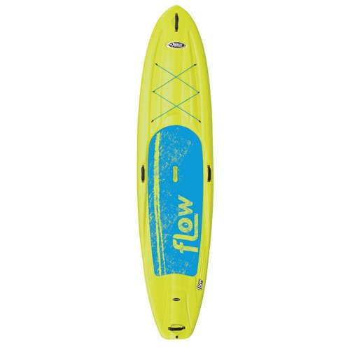 Flow 106 Stand Up Paddle Board (sup), Gold, Yellow, swatch