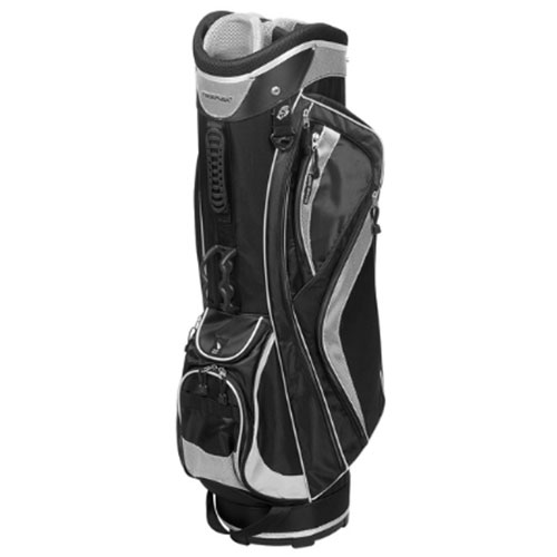 TC 2000 Deluxe Cart Bag, Black/Charcoal, swatch