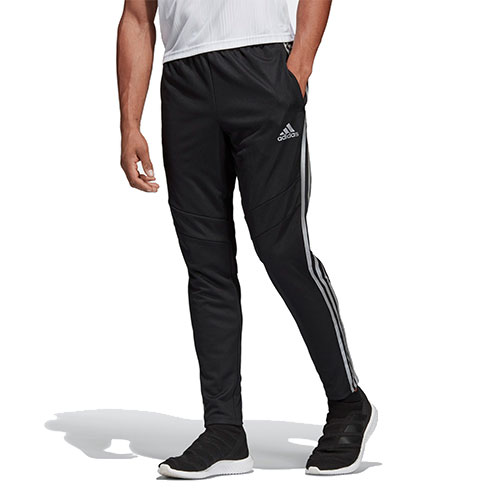 Reflective Tiro 19 Training Pants, Black/Silver, swatch