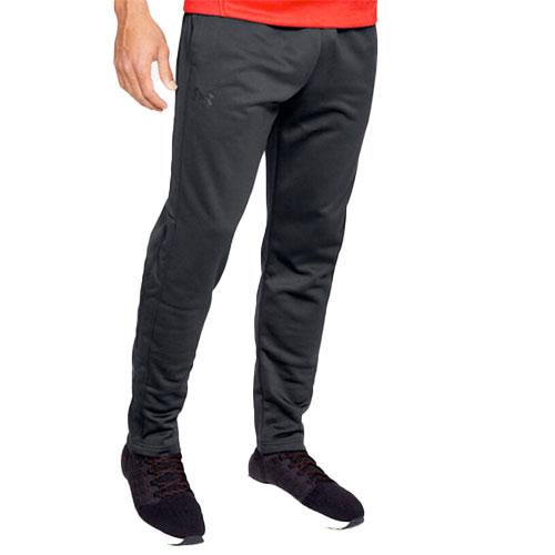 Men's Armour Fleece Pant, Black, swatch