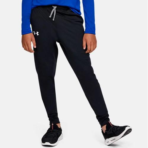 Boys' Brawler 2.0 Tapered Pant, Black, swatch