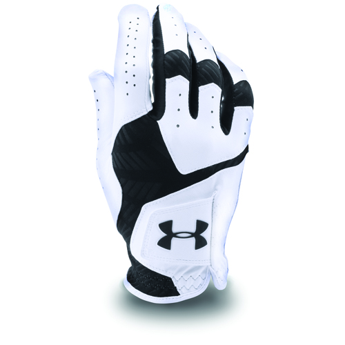 Men's Cool Switch Left Hand Golf Glove, White/Black, swatch