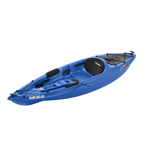 Bali 10' Sit-On Kayak, Blue, swatch