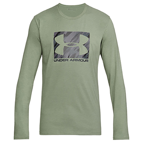 Men's Long Sleeve Boxed Sportstyle Shirt, Dkgreen,Moss,Olive,Forest, swatch