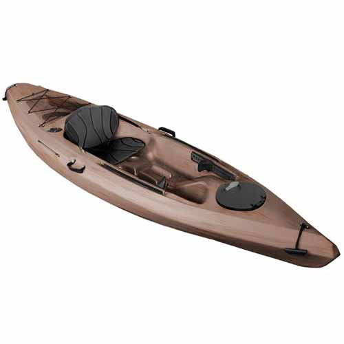 Voyager Deluxe Sit-on-top Angler Kayak, Old Moss, swatch