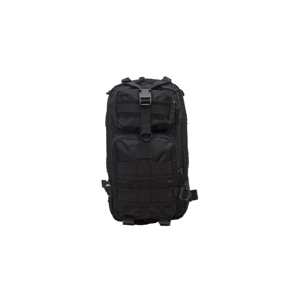 Medium Tactical Transport Backpack, Black, swatch