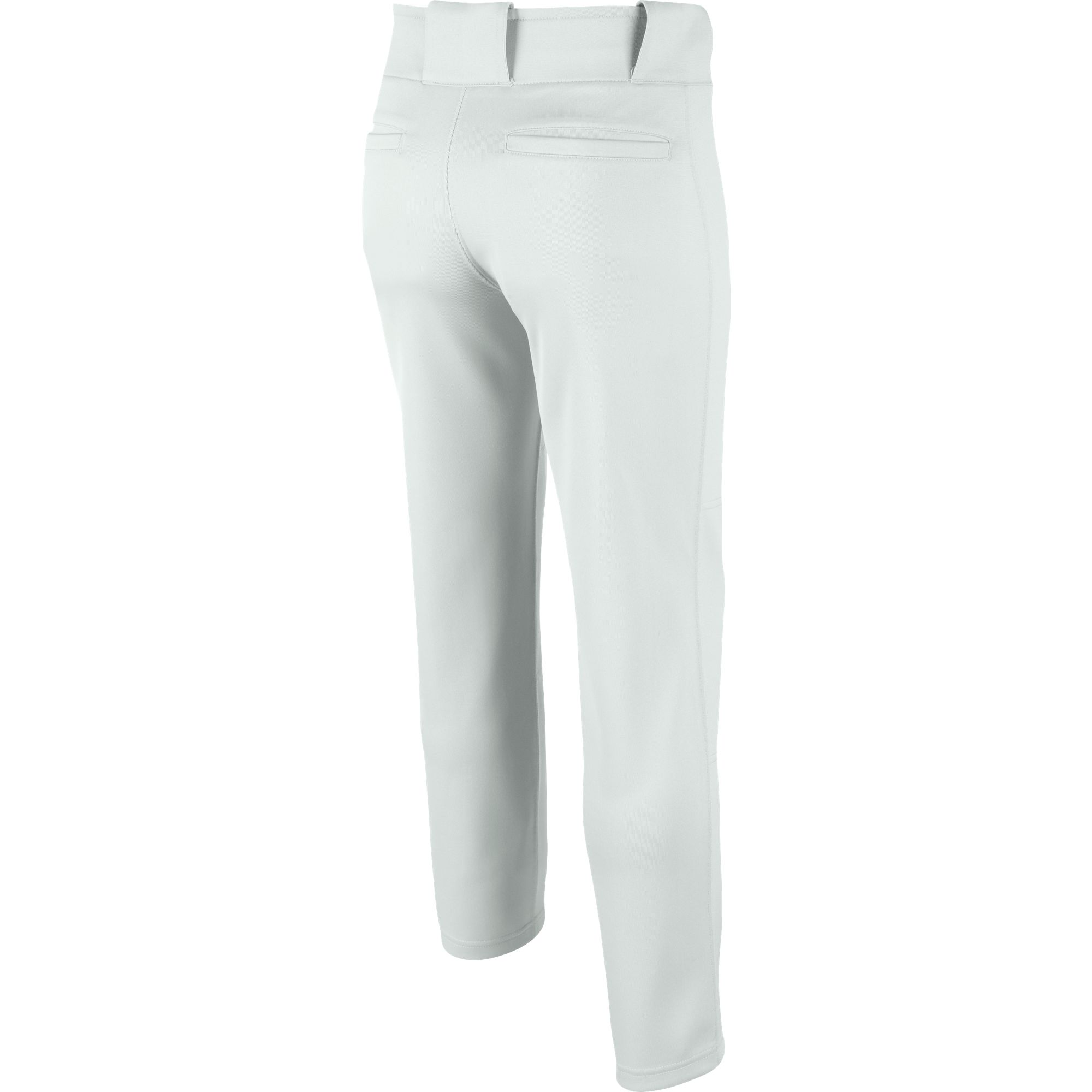 Youth Core Baseball Pant, White, swatch