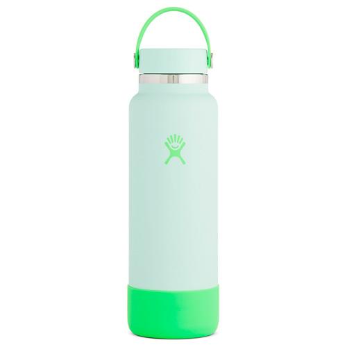 40oz Wide Mouth Water Bottle, Sea Green, swatch