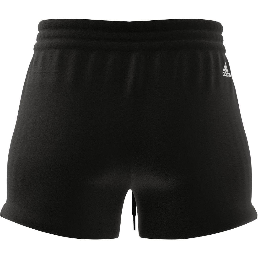 Women's Linear Short, Black/White, swatch