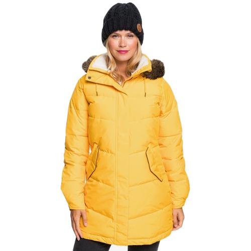 Women's Elllie Snow Jacket, Gold, Yellow, swatch
