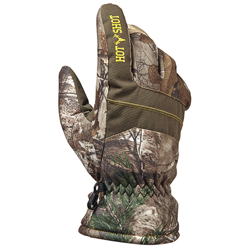 Insulated Hunting Glove, Realtree, swatch