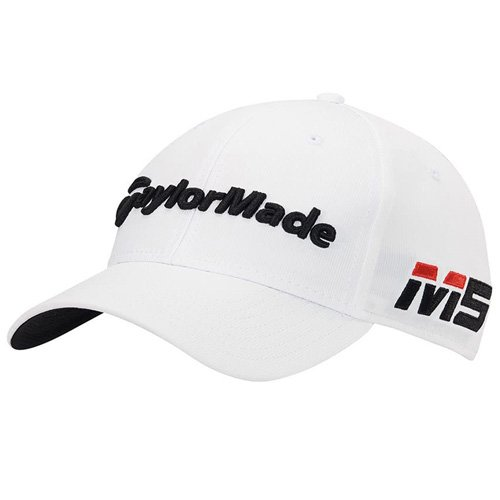 Men's Tour Radar Golf Cap, White, swatch