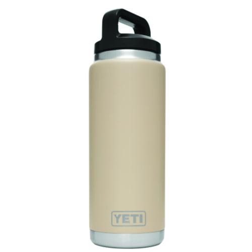 26oz Rambler Bottle, Sand, swatch