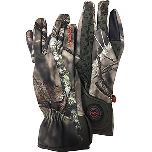 Manzella Men's Ranger Touch Tip Hunting Glove, Mossy Oak Breakup, swatch